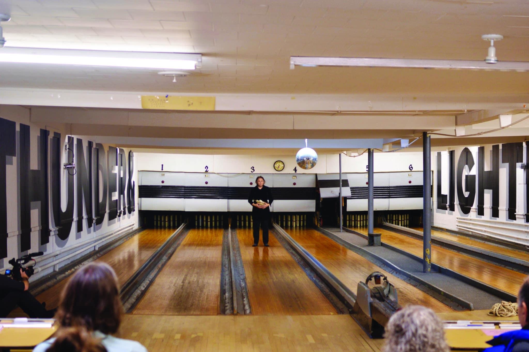 New Brunswick Bowling >> Perform 17 Art Duo Visits Sackville The Argosy